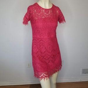 FREE PEOPLE - lace dress